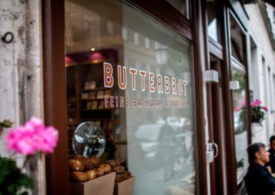 Butterbrot - Feine Backwaren und Café