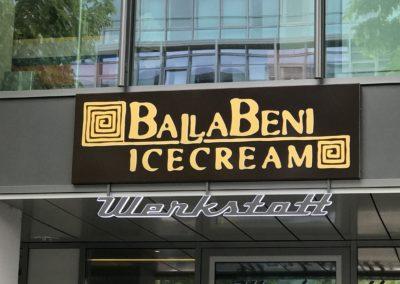 BALLABENI Icecream Werkstatt