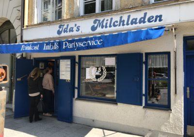 Idas Milchladen