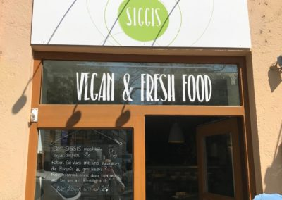 SIGGIS Vegan & Fresh Food