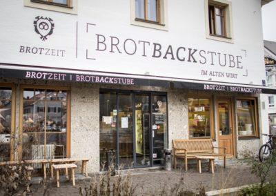 Lokalbäckerei BROTZEIT